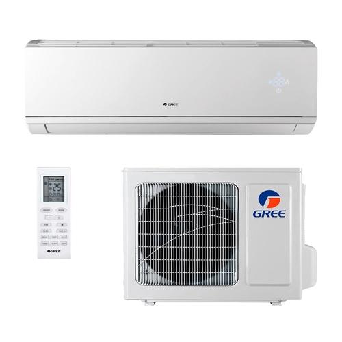 Ar-Condicionado Split Inverter 12000 BTUs Quente e Frio - Eco Garden - GREE - 220v - GWH12QC-D3DNB8M