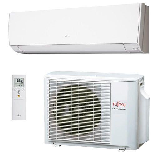 Ar-Condicionado Split Inverter 9000 BTUs Quente Frio - FUJITSU - 220v - ASBG09LMCA