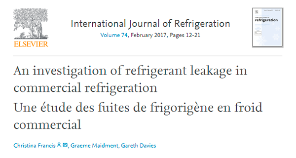 investigation-refrigerant-leakage-commercial-refrigeration