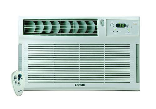 Ar Condicionado Janela Eletrônico 12000 BTU Frio - CONSUL - 110v - CCY12EBANA
