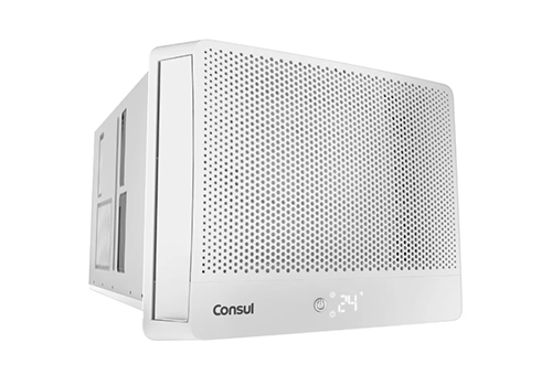 Ar Condicionado Janela Eletrônico 7500 BTU Frio - CONSUL - 110v - CCN07EBANA