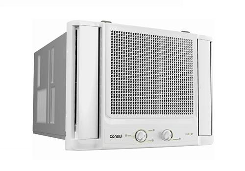 Ar Condicionado Janela Mecânico 10000 BTU Quente Frio - CONSUL - 220v - CCS10DBBNA