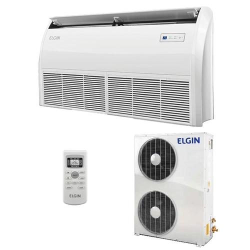 Ar Condicionado Split Piso Teto 80000 BTU Frio Eco - ELGIN - 220v - PEFI80B2NC OUFE80B3NA