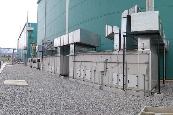 Solução completa de HVAC desenvolvida pela Gree na Usina Hidrelétrica de Belo Monte (Pará). Crédito: divulgação