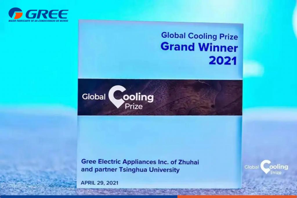 Gree prêmio global