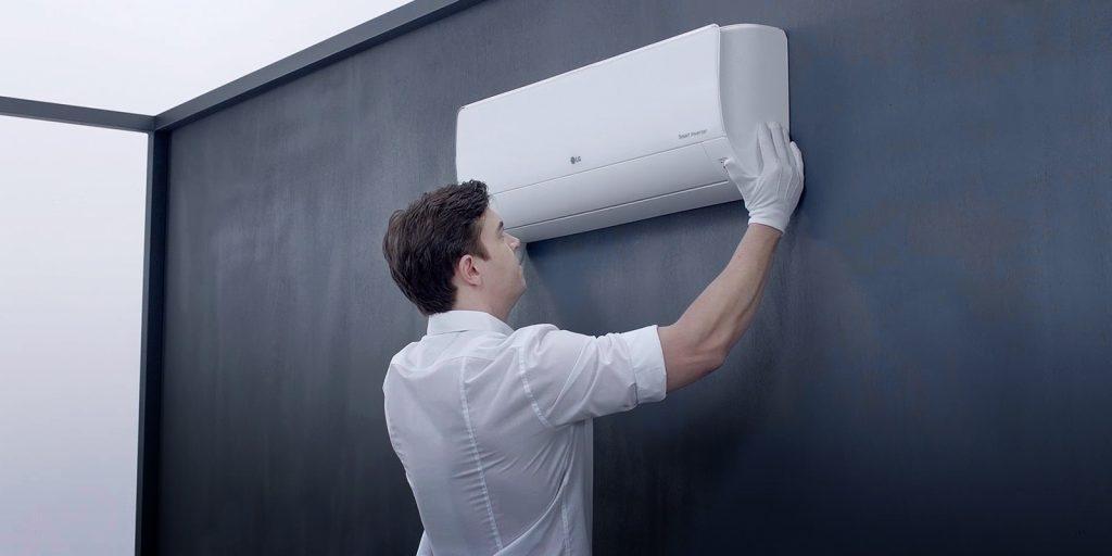 Trocar o Ar-Condicionado