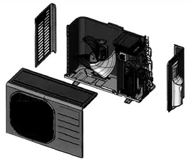 Ar-condicionado compressor