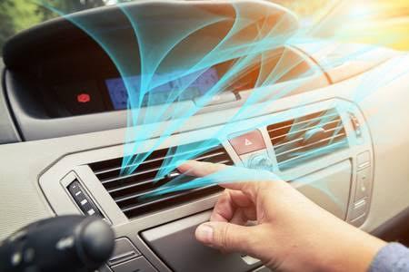 Ar-condicionado do veículo