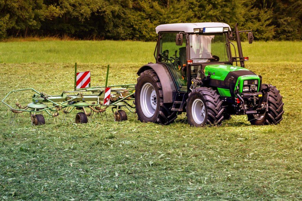 Ar-Condicionado em Máquinas Agrícolas
