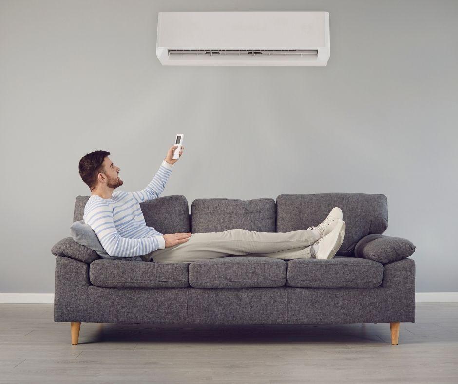 ar-condicionado inverter quente/frio