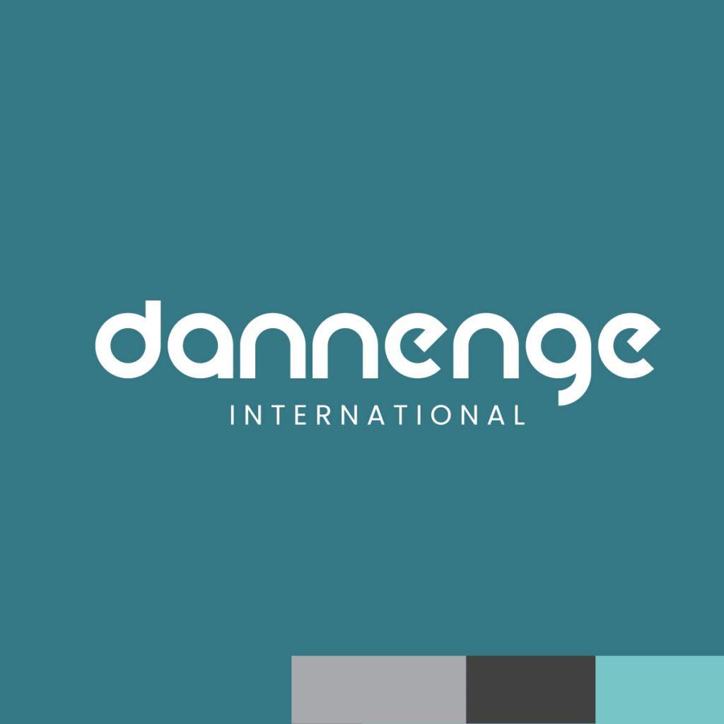 Nova logomarca Dannenge International