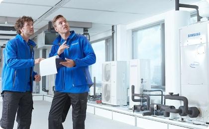 Treinamentos Samsung Climatiza Julho