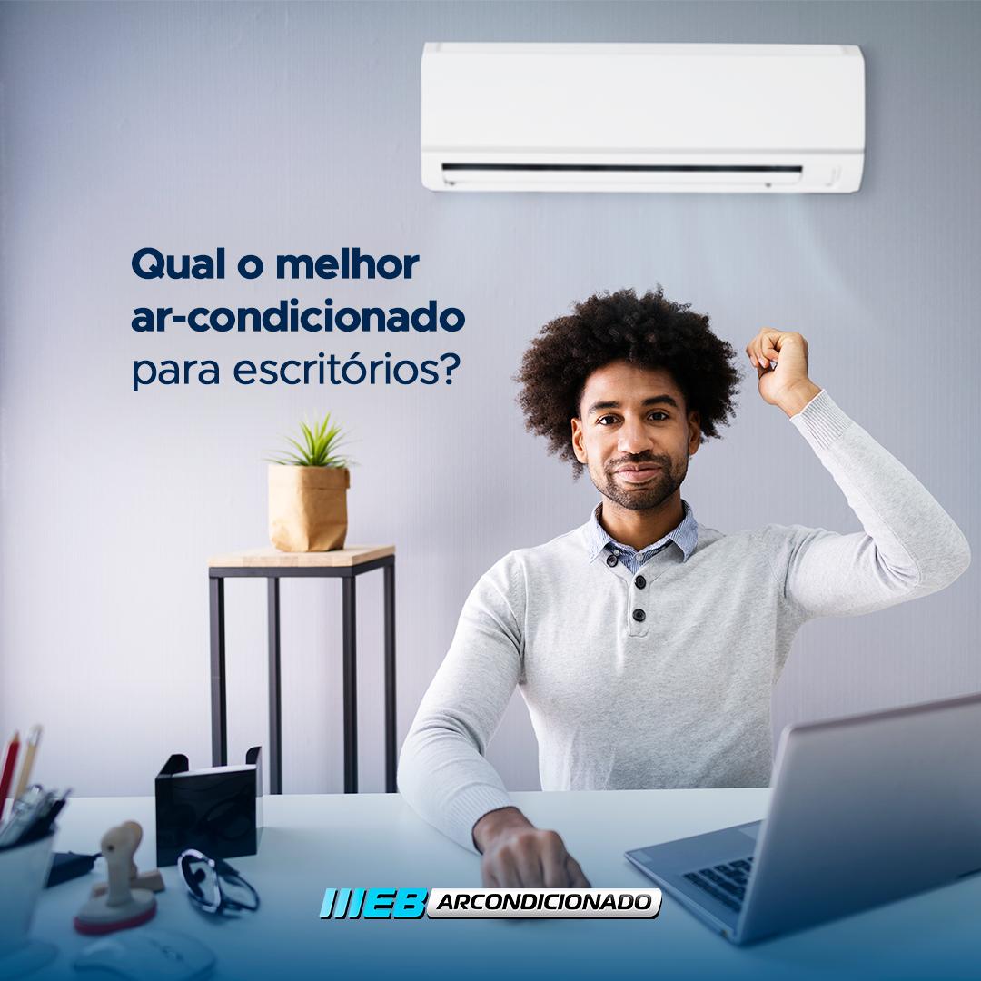 ar-condicionado para escritório