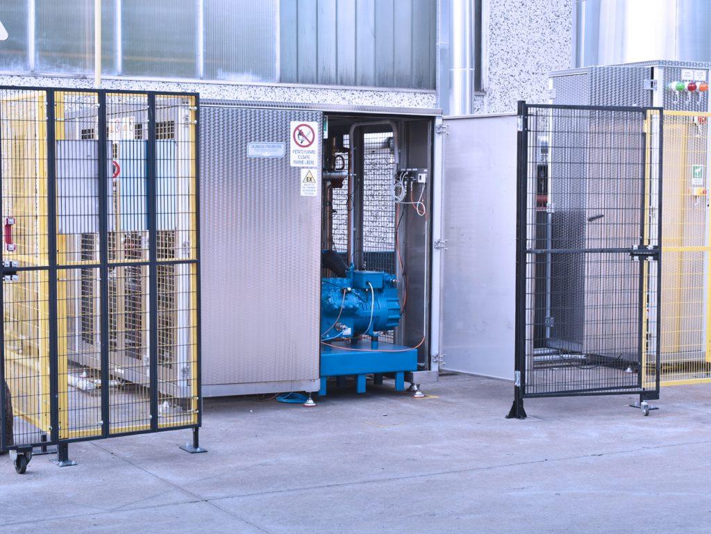 frascold laboratório compressores