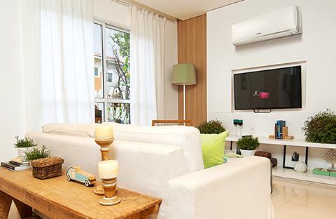 Veja se gasta mais energia usar dois aparelhos de ar-condicionado no mesmo lugar!