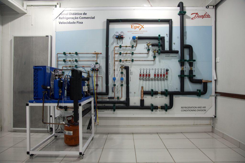 técnico em refrigeração e climatização EAD da ETP