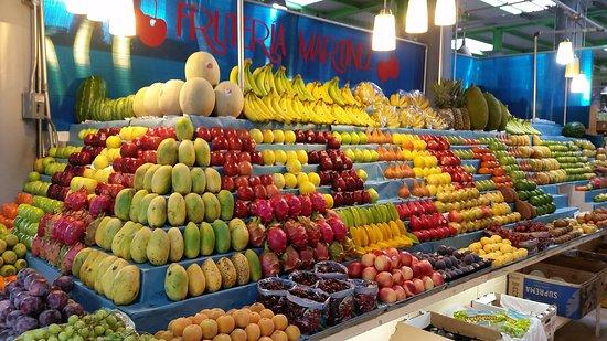 ar-condicionado e ventilação de frutas
